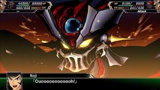 Super Robot Wars V (ENG) - Mazinger ZERO Awakening