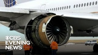 Boeing recommends grounding some 777 planes after catastrophic engine failure