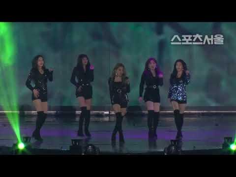 [서가대 공연 직캠⑧] 레드벨벳(Red Velvet) - 피카부 (제27회 서울가요대상 본상)