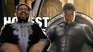Honest Trailers - Black Panther - Reaction ( WAKANDA FOREVER YOOOO!!)