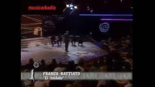 Franco Battiato - El cuidado (La cura) TV Live 1997 - En español