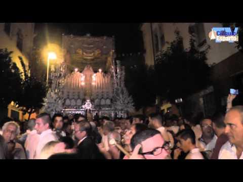 Traslado a la Catedral de la Virgen del Rocío de Málaga