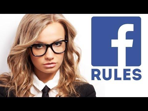 facebook groups unwritten rules
