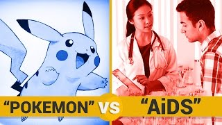 POKEMON VS AIDS - Google Trends Show