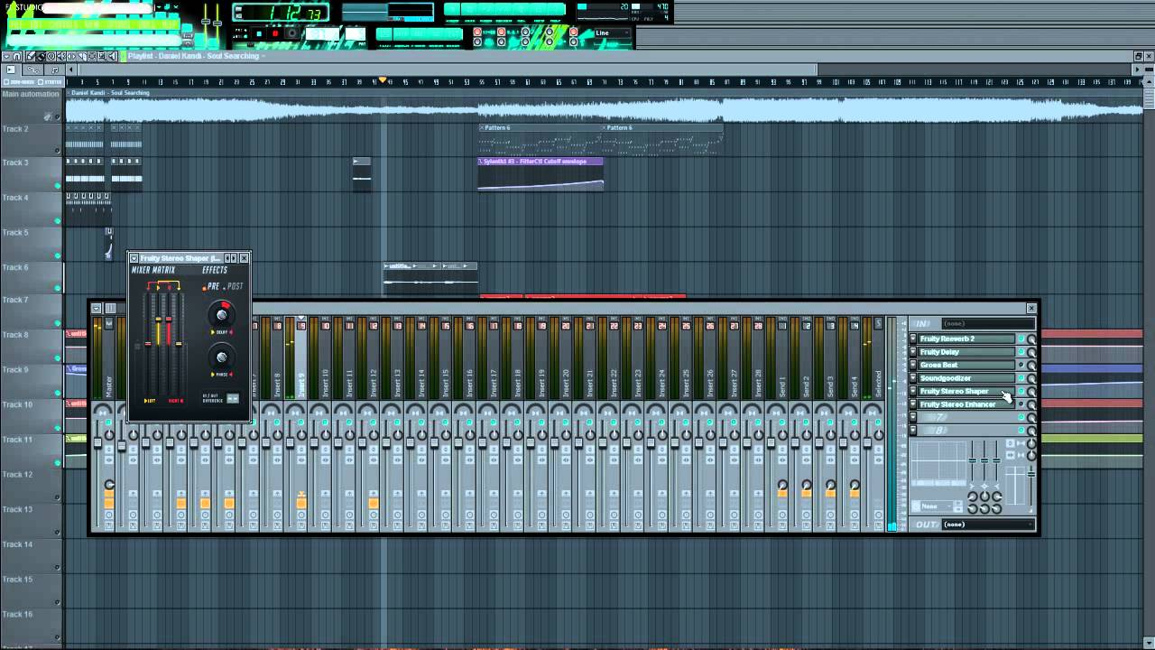 how to create a simple gated effect on vocals trance fl studio 10 youtube. Black Bedroom Furniture Sets. Home Design Ideas