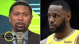 Jalen Rose on athletes like LeBron, Conor McGregor harnessing the power of social media | OTL