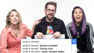 Smosh Answers the Web's Most Searched Questions | WIRED