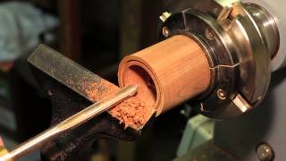 Repeat youtube video Wood Turning - Beginners Guide #2 - A Lidded Box