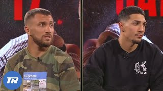 Loma vs Lopez: Final Press Conference