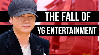 Is This The Fall Of YG Entertainment