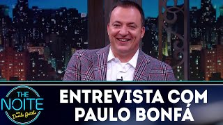 Mix Palestras   Paulo Bonfá no The Noite