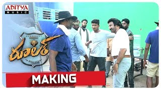 Ruler Movie Making- Balakrishna, Sonal Chauhan..