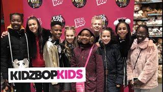 Meeting Kidzbop Kids at Hamleys Toy Shop London