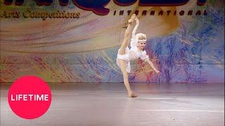 "Dance Moms: Chloe's ""Baby Mine"" Solo (Season 1 Flashback) | Lifetime"