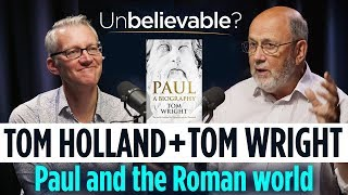 NT Wright & Tom Holland • How St Paul changed the world (Full Show)