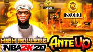 Ronnie2K added HIGHROLLERS to NBA 2K20... I DOMINATED!