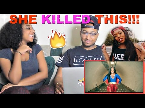 Lady Leshurr - Queen's Speech Ep. 6 Reaction!!!