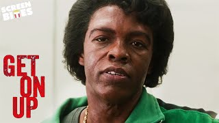 "Get On Up | ""You Took A Brick In My Bathroom"" 