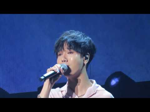 170805 SMTOWN IN HONG KONG YESUNG예성-It has to be you너 아니면 안돼