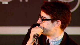 Spector perfom on BBC Introducing Stage Reading 2011