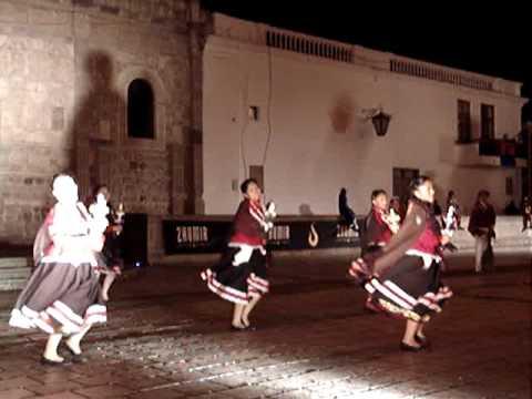 danza aravicos albazo