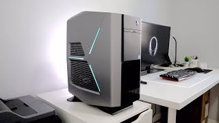 New Alienware Aurora R7 | Better than custom build?