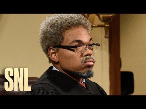 Judge Barry - SNL
