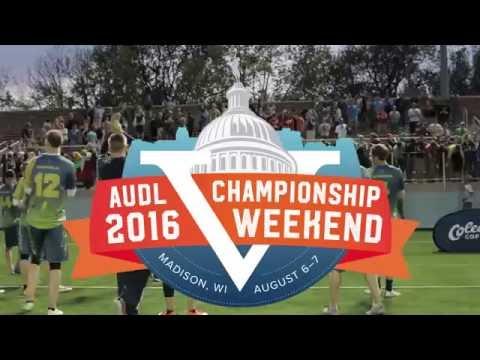 Championship Weekend V — Promo 1