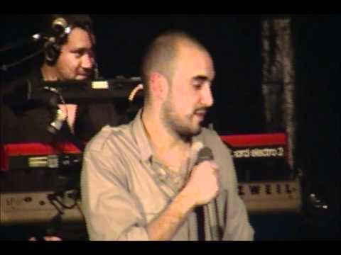 Abel Pintos apurando a sus fans (JAJAJA) - Teatro Don Bosco - San Isidro