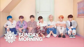 BTS, the Korean pop sensation