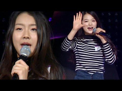 '악플'을 이긴 '김가민가'의 아이디어 넘치는 무대 'Uptown Funk' |《KPOP STAR 6》 K팝스타6 EP17