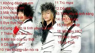 Những ca khúc làm nên tên tuổi của HKT