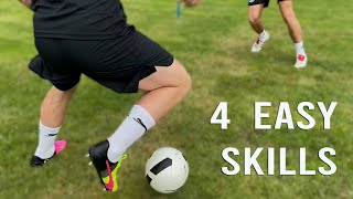 4 EASY SKILLS THAT YOU NEED TO LEARN