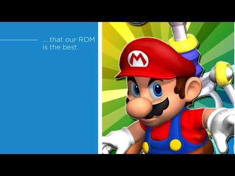 Super Mario ROM