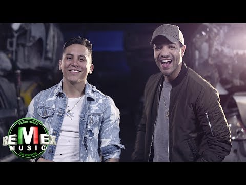 Edwin Luna - Hasta volverme loco ft. Pedro Cuevas (Video Oficial)