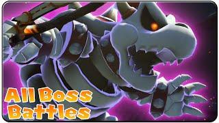 Mario Tennis Ultra Smash All Bosses