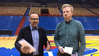 KU Sports Extra - Rolling the Red Raiders