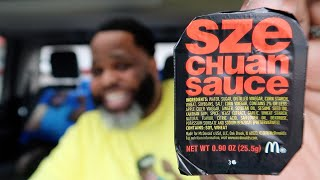 McDonald's Szechuan Sauce Is Back