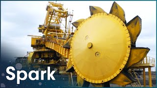 Rebuilding Industry Bulldozers   Mega Mechanics   Spark