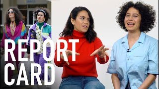 'Broad City' Stars Abbi Jacobson and Ilana Glazer Grade Their Looks From the Show