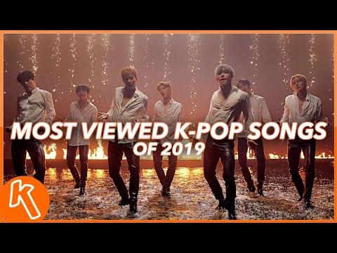 [TOP 100] MOST VIEWED K-POP SONGS OF 2019   MAY
