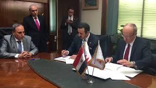 بالفيديو عبد المحسن سلامة يشهد توقيع اتفاقية مركز دراسات الأهرام ...