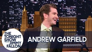 Andrew Garfield Puked in Prince's Bathroom After the Golden Globes