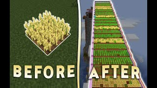 Surprising A Noob With A Brand New Farm   Minecraft Flippers E3