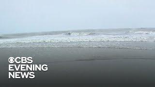 Myrtle Beach slammed by Florence