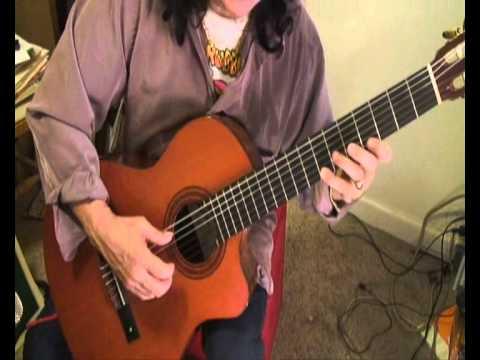 Como tocar una cancion Folklorica (  ANGEL FARGAS ).wmv