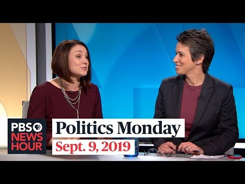 Tamara Keith and Amy Walter on N.C. special election, Trump's primary challengers