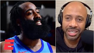 Say 'hello' to the NBA's new villain – JWill reacts to James Harden to the Nets   KJZ