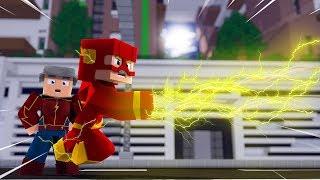 Minecraft: THE FLASH ⚡ - NOVOS PODERES DE VELOCISTA !!! ‹ Dray ›