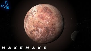 What is Beyond Pluto - The Red World Makemake (Episode 2) 4K UHD